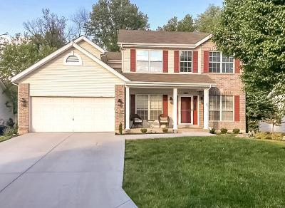 St Charles County Single Family Home For Sale: 1384 Briar Creek Drive