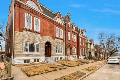 St Louis City County Condo/Townhouse For Sale: 3624 California Avenue