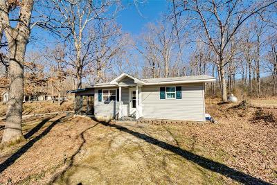 De Soto Single Family Home For Sale: 4045 Lakewood Drive