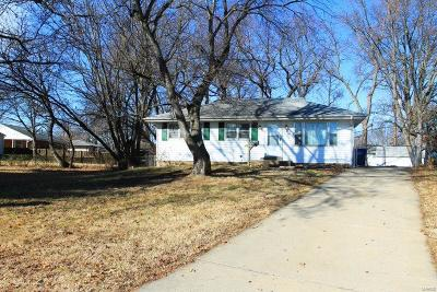 Florissant Single Family Home For Sale: 2 Mullanphy Court
