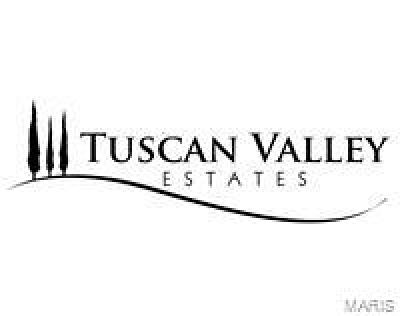 Arnold Single Family Home For Sale: Tuscan Valley Estates-Cedar