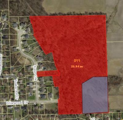 Bethalto Farm For Sale: 217 Sage Creek