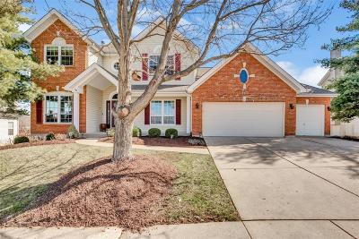 Wildwood Single Family Home For Sale: 512 Dartmouth Crossing Drive