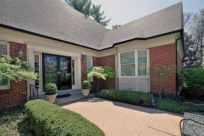 St Louis County Single Family Home For Sale: 61 Conway Close Road