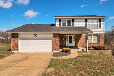 Single Family Home Active Under Contract: 5059 Lancelot