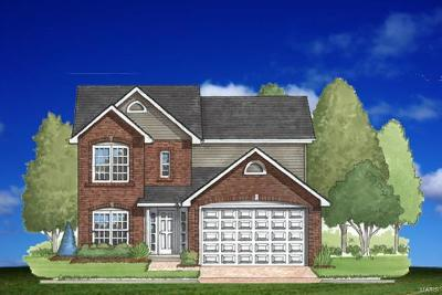 Barnhart Single Family Home For Sale: Est At Moss Hollow-Pin Oak