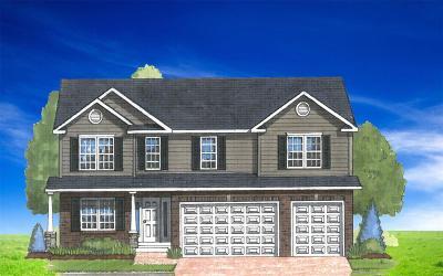 Barnhart Single Family Home For Sale: Est At Moss Hollow-Redbudii