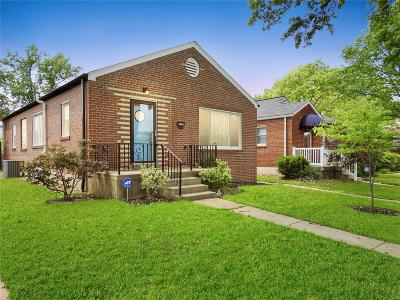St Louis City County Single Family Home For Sale: 5464 Mardel Avenue