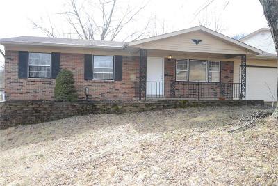 Single Family Home For Sale: 5704 Glen Drive