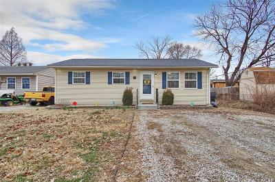 Caseyville Single Family Home For Sale: 809 Old Caseyville Road