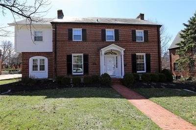 Single Family Home For Sale: 7412 York Drive