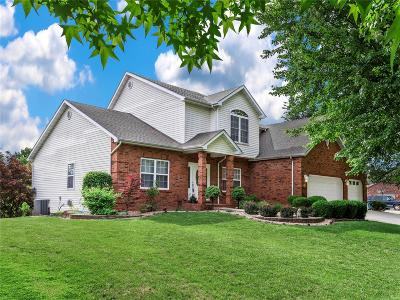 Collinsville Single Family Home For Sale: 29 Deer Trail