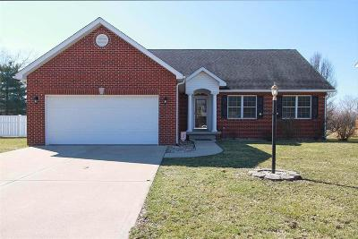 Alton Single Family Home For Sale: 4507 Greenleaf Drive