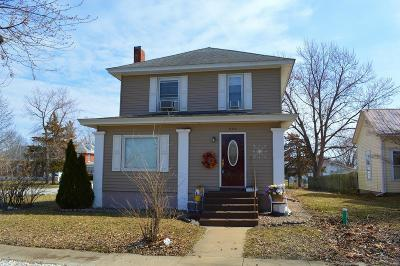 Canton Single Family Home For Sale: 508 North 7th Street