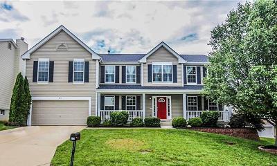 Jefferson County Single Family Home For Sale: 513 Meadow Glen Court