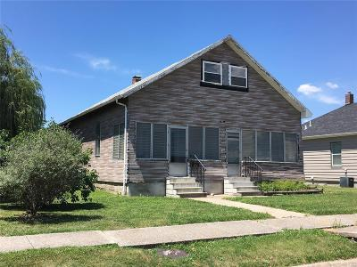 St Clair County Multi Family Home For Sale: 205 Kroeger Avenue