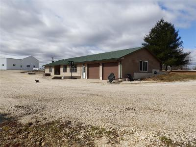 Pike County Single Family Home For Sale: 17766 County Highway 11