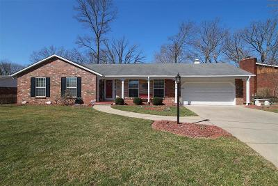 Alton Single Family Home For Sale: 2358 Briarcliff Drive