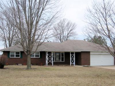 East Alton, Wood River, Roxana Single Family Home For Sale: 350 Collins Drive