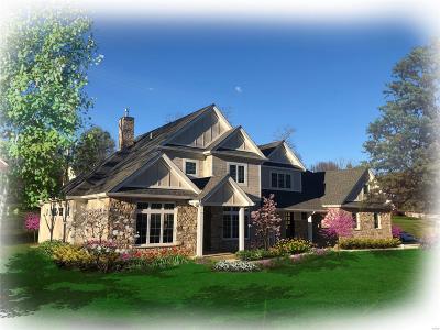 St Louis Single Family Home For Sale: 13 Meaux Mart Lane