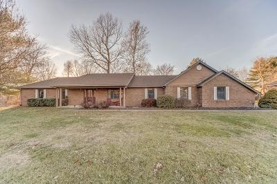 Swansea Single Family Home Active Under Contract: 108 Piney Woods Drive