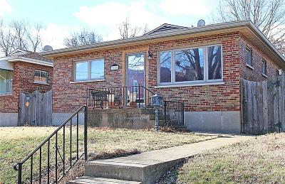 St Louis Single Family Home For Sale: 3165 Ohio Avenue