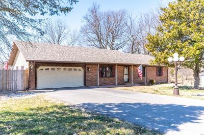 Belleville, Collinsville, Edwardsville, Glen Carbon, Highland, O Fallon, St Jacob, Swansea, Troy, Caseyville, Columbia, Fairview Heights, Lebanon, Mascoutah, Millstadt, New Baden, Shiloh, O'fallon Single Family Home For Sale: 58 Odom Drive