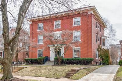 St Louis City County Single Family Home For Sale: 70 Waterman Place