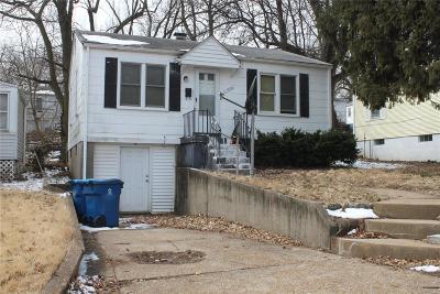 Single Family Home For Sale: 7532 Calvin Avenue