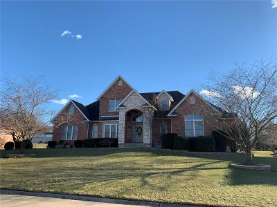 Belleville Single Family Home Active Under Contract: 1808 10th Fairway Drive