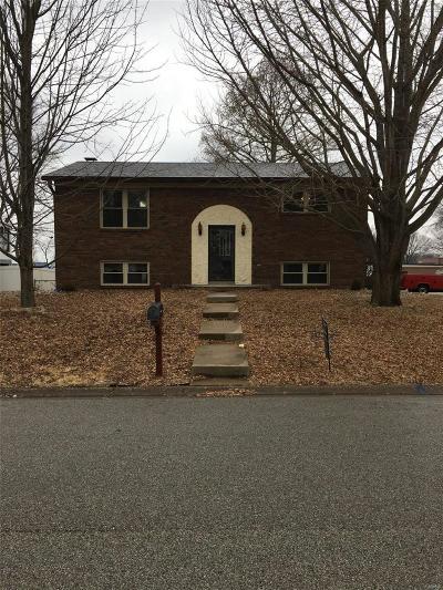 Belleville Single Family Home For Sale: 201 Las Olas