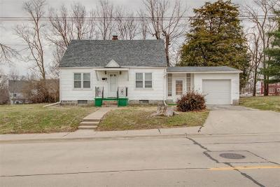 Jerseyville Single Family Home Active Under Contract: 105 Hollow Avenue