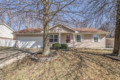 St Charles County Single Family Home For Sale: 43 Chip Drive