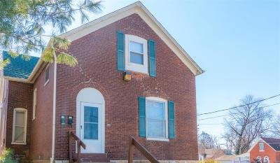 St Clair County Multi Family Home For Sale: 26 South 9th Street