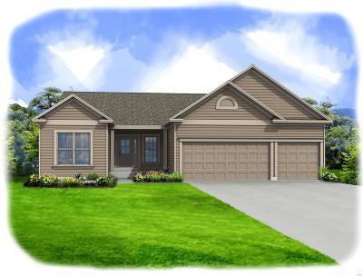Single Family Home For Sale: Pierce@windswept Farms