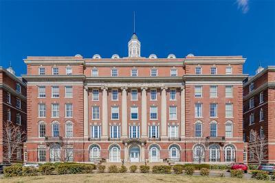 St Louis City County Condo/Townhouse For Sale: 1515 Lafayette Avenue #203
