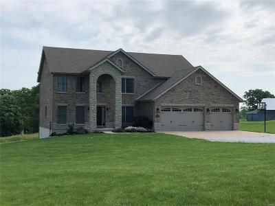 Wentzville Single Family Home For Sale: 3300 McHugh Road