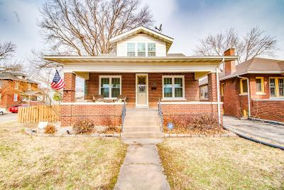 Granite City Single Family Home For Sale: 2501 State Street