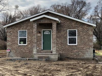 Caseyville New Construction For Sale: 8682 New Bunkum