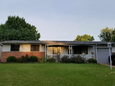 Single Family Home Active Under Contract: 2550 Lawnview Drive