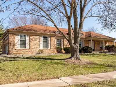 Chesterfield Single Family Home For Sale: 1552 Woodroyal West Drive
