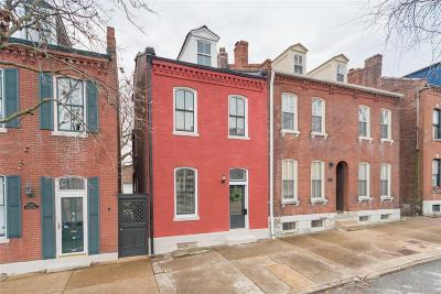 St Louis Single Family Home For Sale: 1004 Russell Boulevard