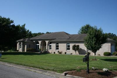 Smithton Single Family Home For Sale: 5135 White Oak Drive