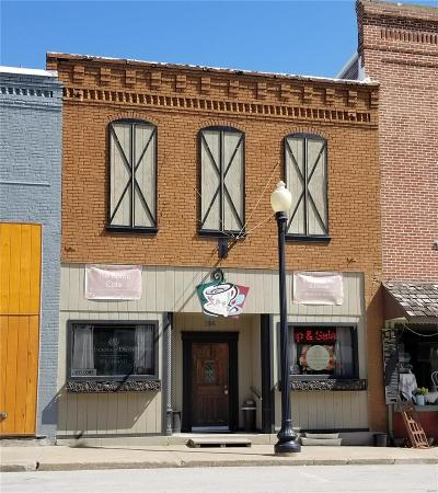 Commercial For Sale: 204 South Main Street