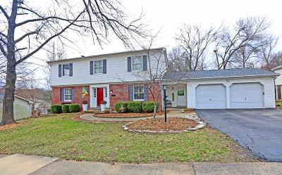 Des Peres Single Family Home For Sale: 12847 Stump Road
