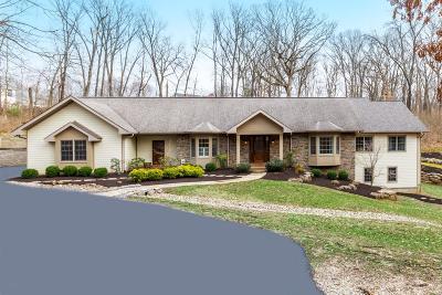 St Louis County Single Family Home For Sale: 1620 Horseshoe Ridge Road