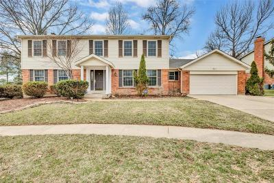 Chesterfield Single Family Home For Sale: 14232 Tullytown Court