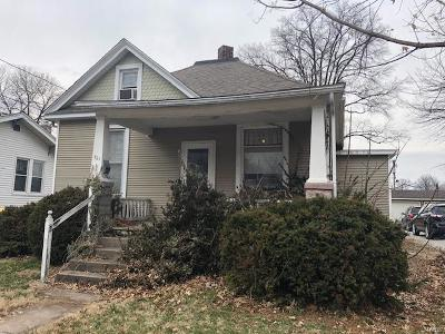 Edwardsville Single Family Home For Sale: 821 Prickett