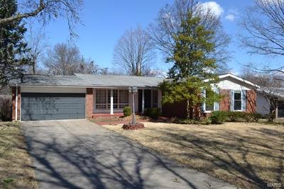 Single Family Home For Sale: 3235 Classic Drive