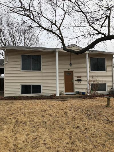 Single Family Home For Sale: 5338 Ville Maria